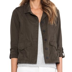 Sanctuary Girly Troop Utility Urban Crop Jacket